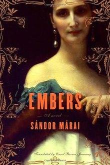 Embers – Sándor Márai