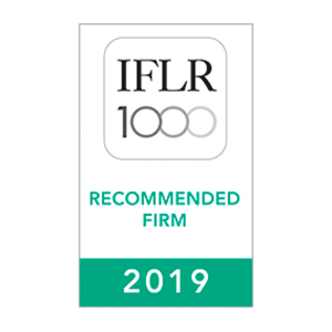 IFLR1000_recommended-firm2019